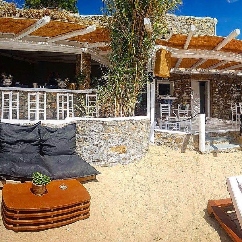 Agia Anna Mykonos Bar
