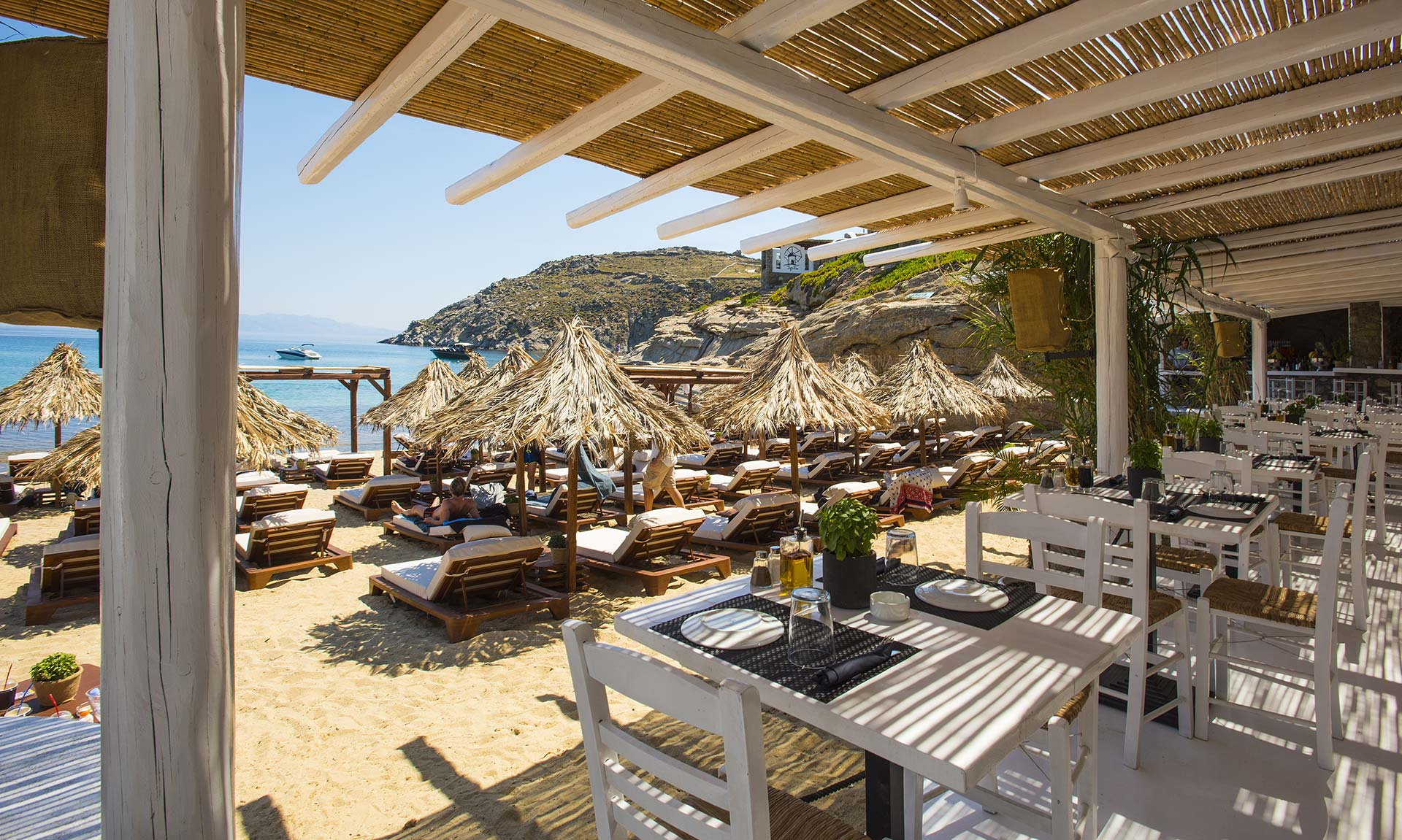 The Beach Bar & Restaurant